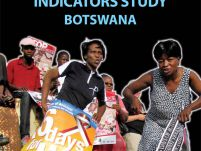 The Gender Based Violence Indicators Study Botswana