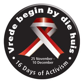South Africa 16 Days of Activism 2012