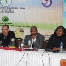 Southern Africa: The 10th SADC Civil Society Forum comes to a close